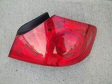 07 08 2007-2008 INFINITI G35 G37 09-13 SEDAN RIGHT PASSENGER TAIL LIGHT OEM