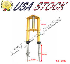 Front Fork Shock Assy Honda 50 XR50 CRF50 XR CRF50 STOCK SUSPENSION gold