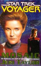 Mosaic (Star Trek: Voyager), Taylor, Jeri, Very Good Hardback book