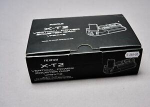Fuji XT-2 Vertical Power Booster Grip VPB-XT2
