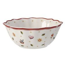 Villeroy & and Boch Christmas TOY'S DELIGHT individual bowl 15cm NEW