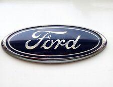 Ford fiesta mk7 genuine rear boot bonnet badge emblem