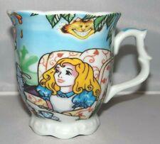 Alice In Wonderland 150th Anniversary Pedestal Coffee Mug Tea Cup Paul Cardew