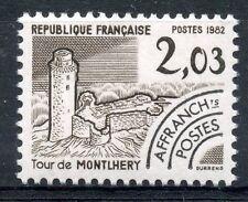 STAMP / TIMBRE FRANCE NEUF PREOBLITERE N° 176 ** TOUR DE MONTLHERY