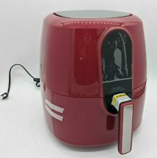 Open Box Power AirFryer Elite GLA-716 5.5 qt (Cinnamon Red) -NR1372