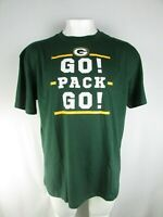Green Bay Packers NFL Majestic Men's Big & Tall T-Shirt