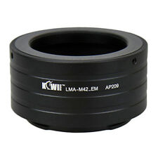 Adapter Mount Ring M42 Lens to Camera Photo Sony NEX E-Mount NEX 3 NEX5