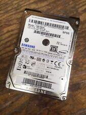 "Samsung Laptop Hard Drive HDD HM160HI HM160HI/M 160GB 2.5"" 450622-001"