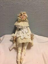 artist doll Handmade Pamela's Quaint Room Collectibles Daydreamer