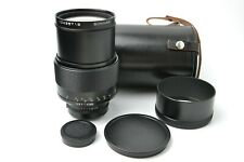NEW! Carl Zeiss Jena MC Sonnar 2.8/200 lens M42 mount S/N 10435712