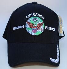 NWT OPERATION ENDURING FREEDOM One Size Dad Hat Baseball Cap