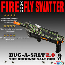 Authentic Bug-A-Salt Camofly 2.0 Full Warranty *Direct From Manufacturer*
