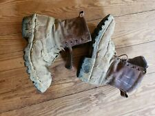 Used red wing logger boots trashed 11.5