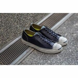 NIB $95 Converse Jack Purcell Remastered Ox Inked 151498C US Mens 9.5
