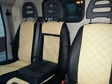 HOUSSE DE SIEGE SIMILI CUIR SUR MESURE CITROEN JUMPER 2007- 3 PLACES