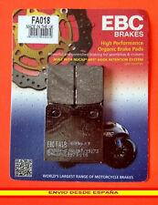 EBC Pastillas De Freno FA018 Laverda Moto Guzzi Ducati BMW Benelli Brembo 08
