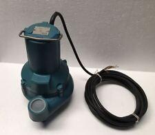 Calpeda GMC 50/AE Elektrisch Unterwasser Abwasser & Entwässerung Pump 400V 2 Ps