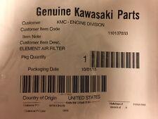 Kawasaki Part # 11013-7033 Air Filter Element