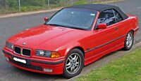 BMW 3 Series E36 318i 323i 325i 328i M3 1992-1998 Workshop Repair Manual On  Cd