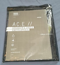 Assassin's Creed Encyclopedia WHITE EDITION in anti-static bag - 2011 first ed