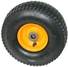 """10X4.00-4 2 Ply Tube Type Tire w/ 3/4"""" CH Used on Weedeater One Riding Mower"""