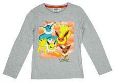 T-shirts, débardeurs et chemises gris à manches longues pour garçon de 12 ans