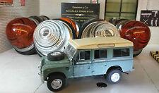 Land Rover Series 2 2a OEM Lucas L594 Glass Lens External Lights Complete Set