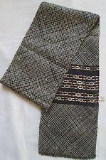 -Authentique  Foulard  Echarpe TED LAPIDUS Paris  100% soie  TBEG  vintage Scarf
