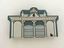 Htf! 1996 Cat's Meow Village Monmouth Park Racetrack Nj 11 of 28 Horse Racing