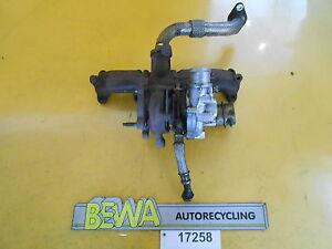 Turbolader   Seat Ibiza 6L       Motorkennung - AGR      Nr.17258