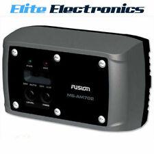 Fusion Zone Amplifier 70w Class D 2 Channel Ms-am702