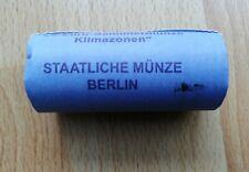 25 Stück  5  Euro  Münze  2018   Subtropische Zone   A  Berlin  1  Rolle