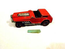 1973 Hot Wheels Red Line- Red Enamel  Hiway Robber
