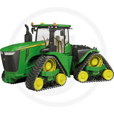 John Deere 9620RX Tractor con pistas-Bruder 04055 escala 1:16 Nuevo