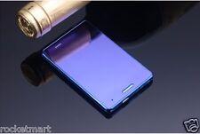 AIEK M4 Credit Card Mobile Phone Bluetooth Fm Radio Dual Sim Touch Screen BLUE