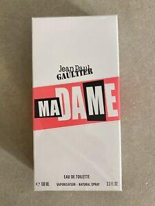 Jean Paul Gaultier Madame Eau De Toilette 100 ml. rare