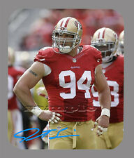 Item#4034 Justin Smith San Francisco 49ers Facsimile Autographed Mouse Pad