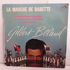 GILBERT BECAUD La marche de Babette