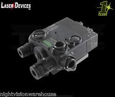 Steiner DBAL-I2 Infrared Aiming Laser, IR LED Illuminator PEQ-2 Matte Black 9007