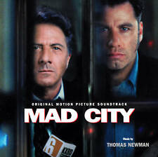 Mad City-1997 Thomas Newman- Original Soundtrack CD