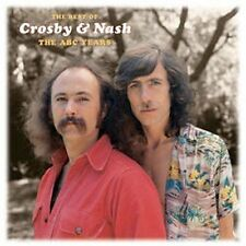 The Best of Crosby & Nash: The ABC Years by David Crosby/Graham Nash/Crosby & Na