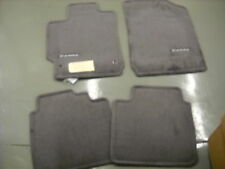 New Listing 2007 2017 Toyota Camry Carpet Floor Mats Oem Gray Pt206 32100 12 Fits 2010