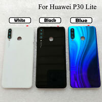 1PC For Huawei P30 Lite Battery Back Door Cover Case Replacement Repair Parts