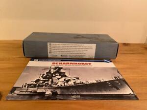 ATLAS EDITIONS LEGENDARY WARSHIPS OF WWII, SCHARNHORST