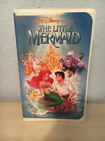 Walt Disney's The Little Mermaid'  Black Diamond Class 1990 Banned Cover Art