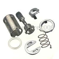 7 Pcs Car Front Left Right Door Lock Cylinder Repair Kit For VW Mk4 Golf 4 Bora