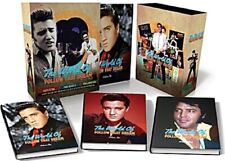 Elvis The World Of 'Follow That Dream' - 3 Book Set In A Hard Case