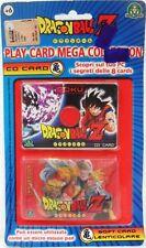 Dragon Ball Z GOKU Play Card Mega collection Cd Card