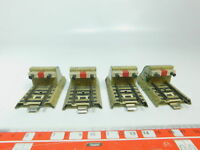 BM621-0,5# 4x Märklin H0/AC 7060/462 Blech-Prellbock (M-Gleis) für 3600/800