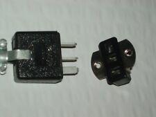 PARASET replica transceiver power supply  connectors set of 2  THE ORIGINAL IDEA